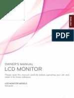 LG 3D W2363D