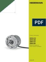 ECN 413-ECN 425-ERN 412-ERN 487 Encoders