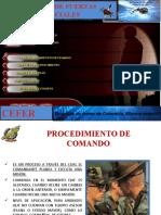 PROCEDIMIENTO DE COMANDO.pptx