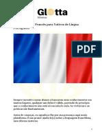 E-book Francês para Nativos de Língua Portuguesa (Mini)