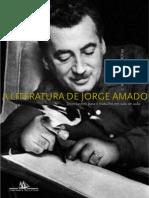A LITERATURA DE JORGE AMADO - ORIENTAÇÕES PARA TRABALHOS EM SALA DE AULA