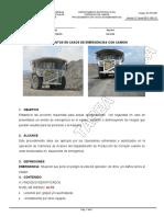 1 ES-PD-028 PROCEDIMIENTOS EN CASOS DE EMERGENCIAS CON CAMION