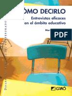Cómo decirlo. Entrevistas eficaces en el ámbito educativo.pdf