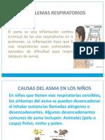 asma amigdalitis