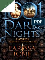 #16-Hawkyn -Larissa Ione