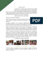 AUDITORIA DE RESPONSABILIDAD SOCIAL EMPRESARIAL