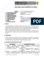SILABO INFORMATICA E INTERNET - 2020