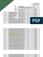 Inventario Doc. tesoreria egresos 1994