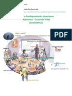 Plan de Contingencia de  situaciones por Coronavirus