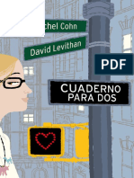 Rachel Cohn & David Levithan - Dash & Lily 01 - Cuaderno para dos-1