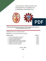 INFORME GRUPO N°1 MODALIDADES DE EJECUCION DE OBRAS POR CONTRATA