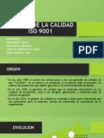 GESTION DE LA CALIDAD ISO 9001