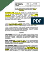 FT-DGH-192 V3 Acuerdo de Aceptación y Condiciones - Formación Externa