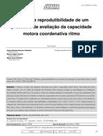 Dialnet-ValidadeEReprodutibilidadeDeUmProtocoloDeAvaliacao-2944925.pdf artigo 4