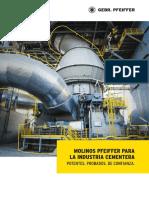 PFEIFFER_Molinos Industria Cementera