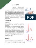 Electrocardiograma Instrumentacion