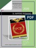 El Imperio Romano-Actividad 4