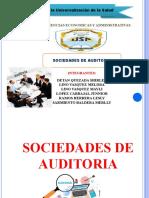 SOCIEDADES DE AUDITORIA