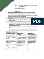 Examen del Modulo de Legislacion de Contratacion con el Estado 1