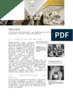 Inv. para proyecto de Mercado Municipal