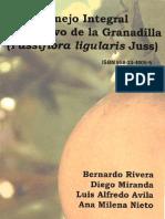 Manejo integral del cultivo de la granadilla