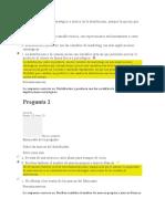 distribución evaluacion #1
