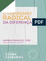 [QL] O Feminismo Radical da Diferença - Andrea Franulic.pdf