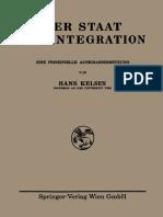 Hans Kelsen (auth.) - Der Staat als Integration_ Eine Prinzipielle Auseinandersetzung (1930, Springer Vienna) - libgen.lc.pdf