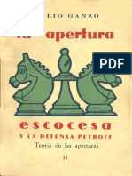 Ganzo, Julio - La apertura Escocesa y la defensa Pretoff - (ocr clearscan 600 - gardesa).pdf