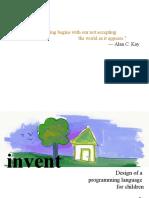 Invent 01