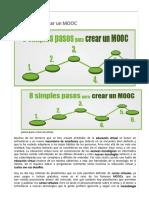 8 Pasos para Crear un MOOC