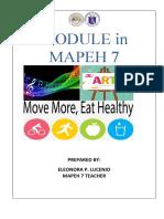 COVID_Learner's Module MAPEH 7 Final