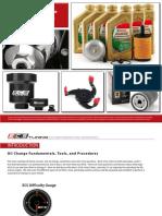 Oil Change Fundamentals, Tools, and Procedures