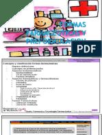 FORMAS FARMACEUTICAS Y PREFORMULACION