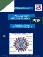 FARMACOLOGIA HIV