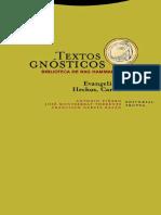 Varios - Textos Gnosticos - 2