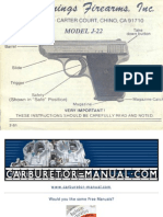 Jennings-Model-J22-Instruction-Manual
