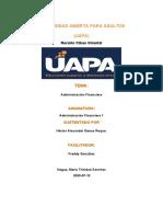 tarea 1 administracion financiera 1