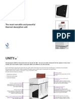 UNITY-xr Brochure