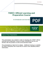 TOEIC OLPC Tour Presentation-3 June 2020 Version