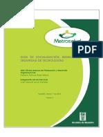 GI SOCIALIZACION MANEJO SEGURIDAD TECNOLOGIAS 2015