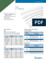 Fluoropolymer Tubing (MS 02 196)