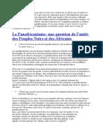 INTEGRATIOn_EFRIQ_Process