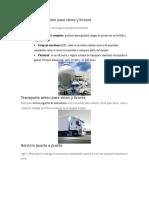 Transporte marítimo para  licores.docx
