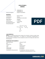 Ficha Técnica Difenol