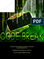 Joel Dickinson - Code Break