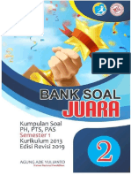 BANK SOAL KELAS 2 AGUNG