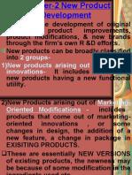 Ch-2 New Product Development