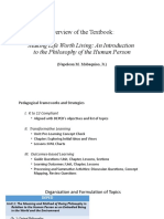 2. Overview of the Textbook