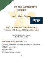 Von Glasenapp, Helmuth (1967) Buddhism and Comparative Religion.pdf